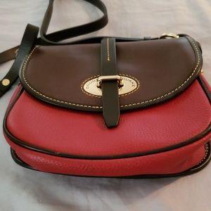 Dooney & Bourke Verona Leather Cross Body Bag